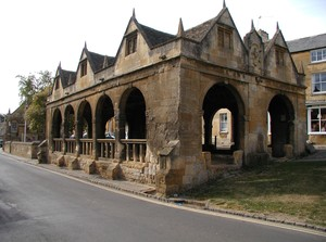 cotswold old market town of chipping campden