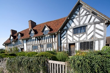 the birth place of william shakespeare is stratford upon avon